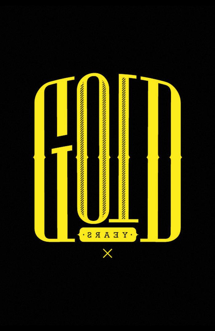 Gold 10 Years locandina