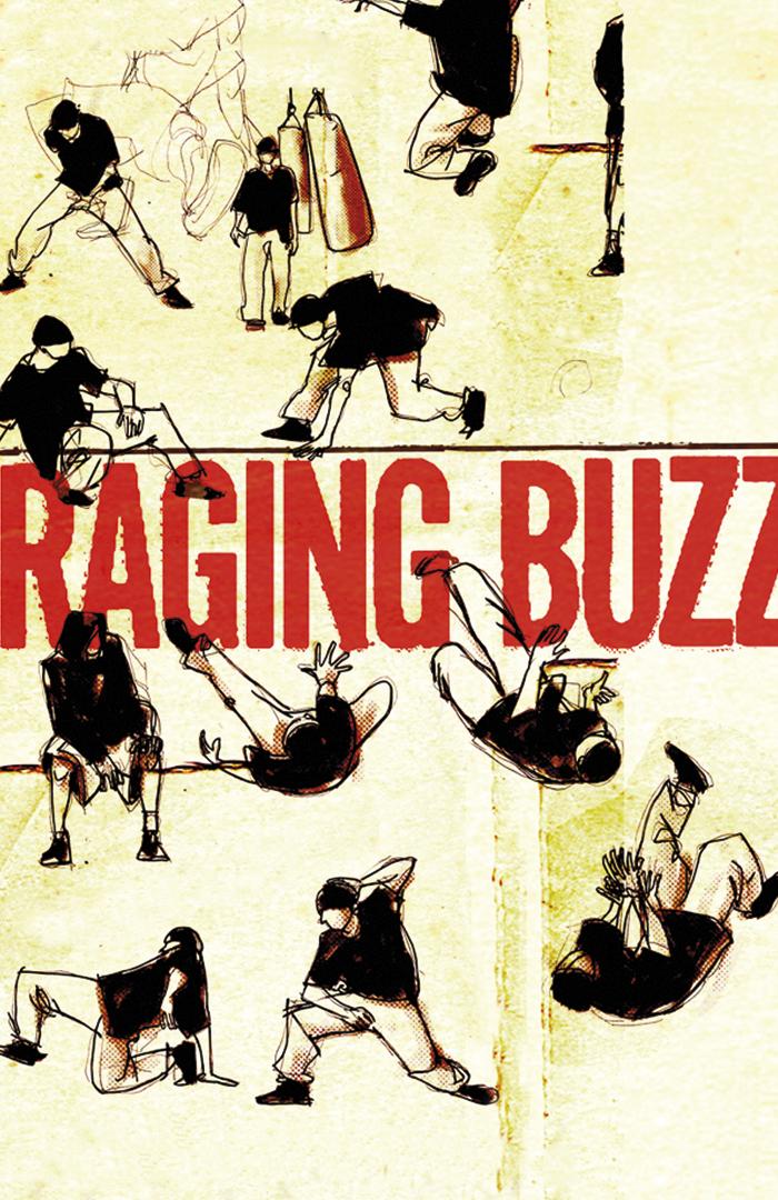 Raging Buzz locandina
