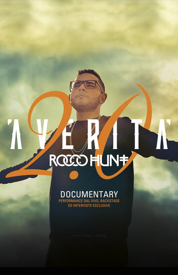 Rocco Hunt: A verità 2.0 locandina