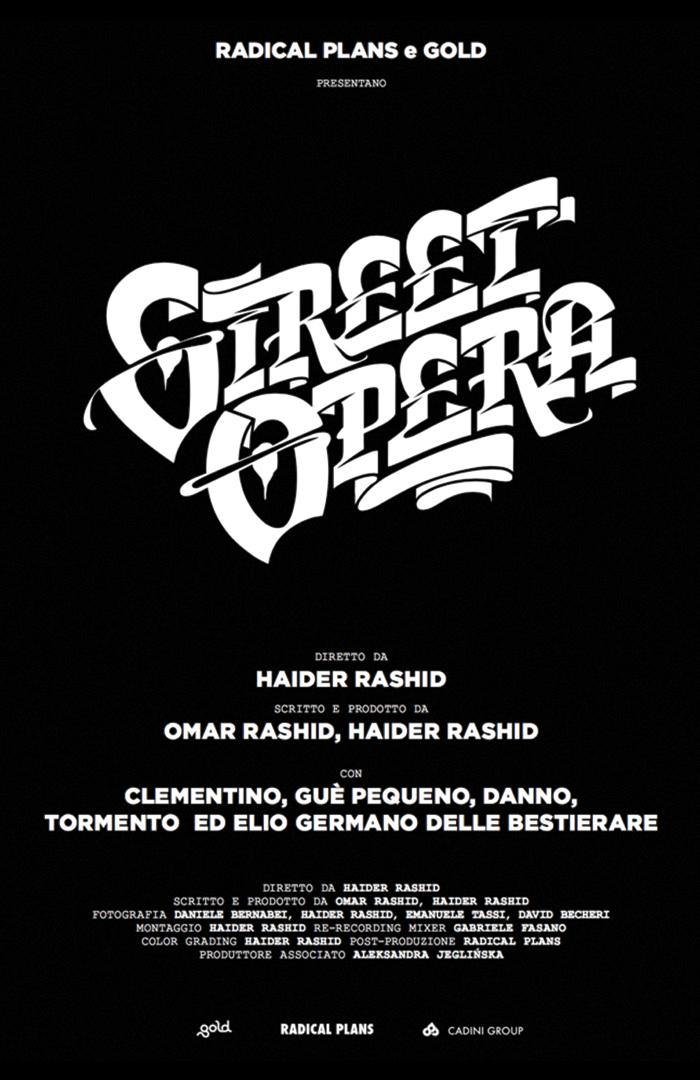 Street Opera locandina