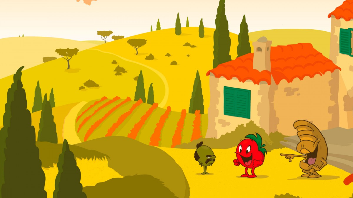 Tomato Story immagine home page