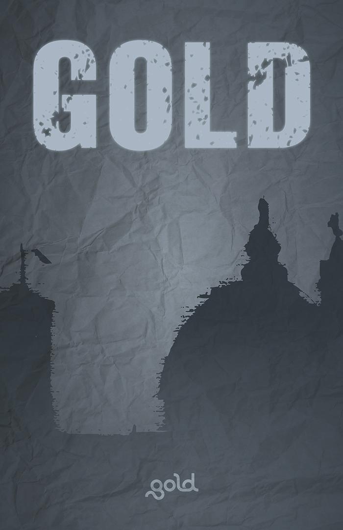 Gold Lost locandina