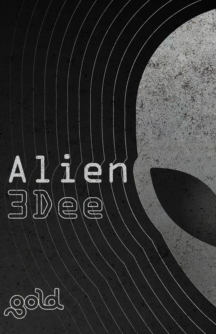 Alien 3 Dee locandina